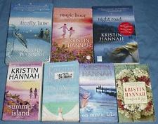 Kristen Hannah, awesome summer read books.