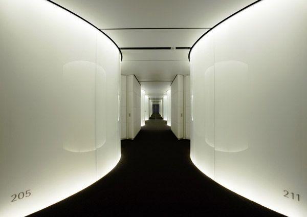 Puerta America Hotel, Second Floor by Norman Foster