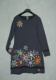 Šaty - La bomba floral III. - 7772033_