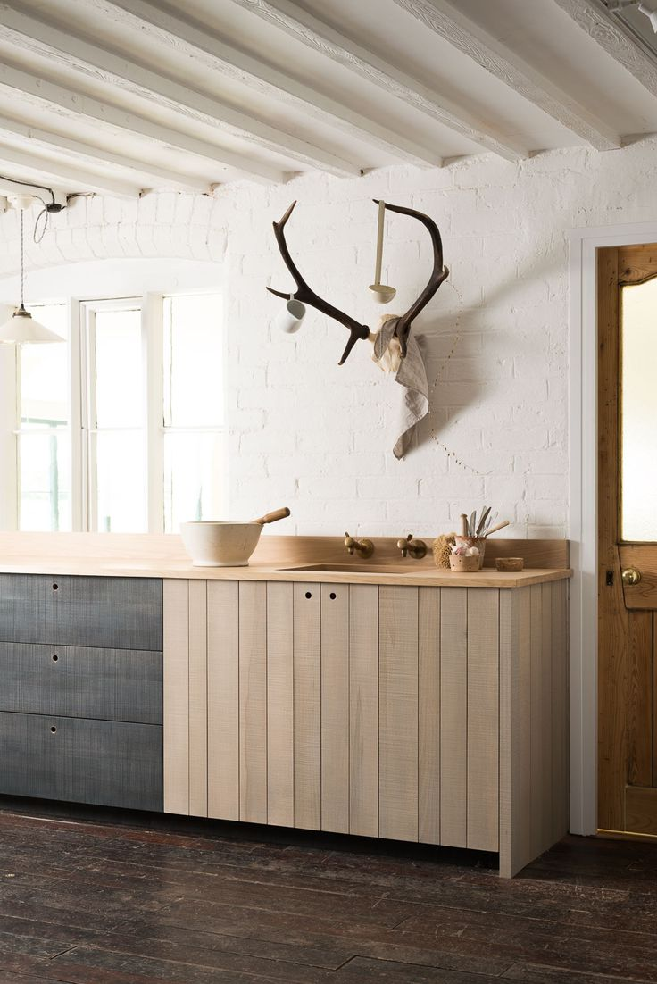 antlers and The Sebastian Cox Kitchen by deVOL