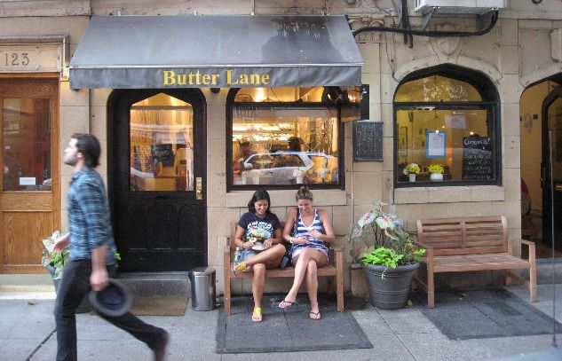 Butter Lane Cupcakes: the best cupcakes in NYC?; Manhattan-Living. (I love this place)