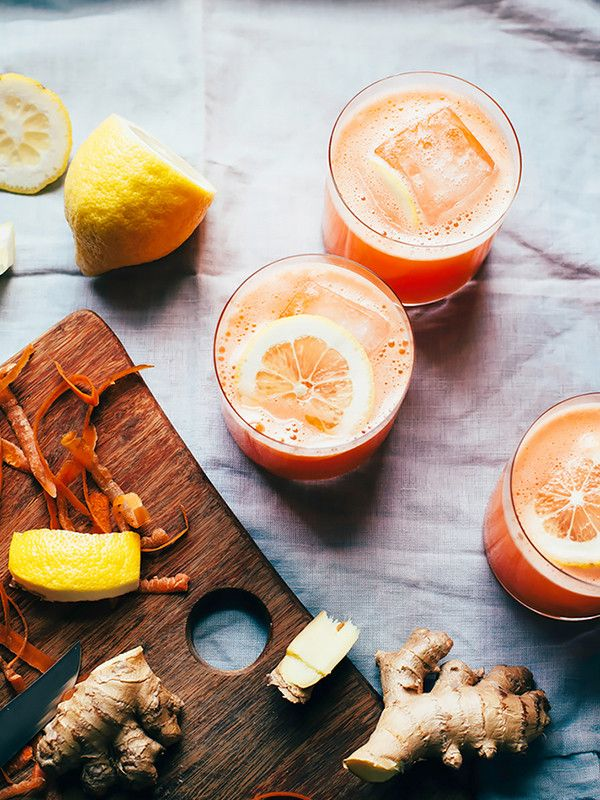 Nix the Caffeine—Try These 5 Juicing Recipes for Energy Instead via @MyDomaine