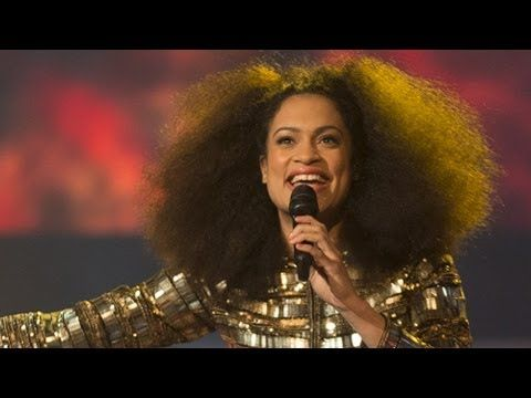 Nicole Bus - Your Love Is My Love (The voice of Holland: Liveshow 2) - YouTube