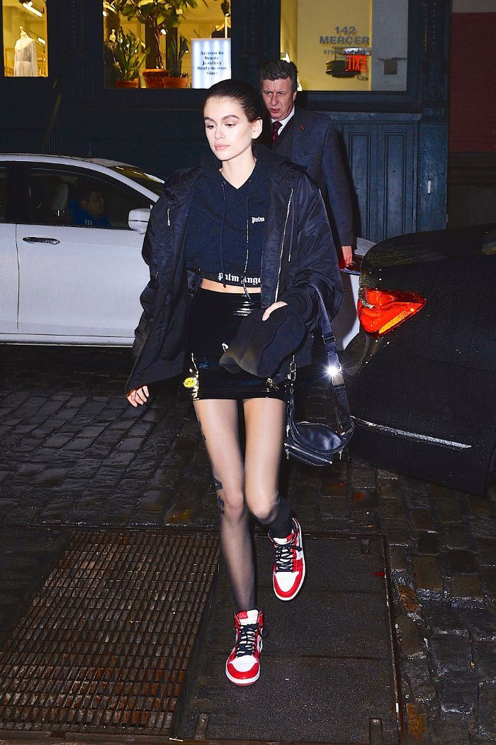 And Here Is How to Wear Sneakers for a