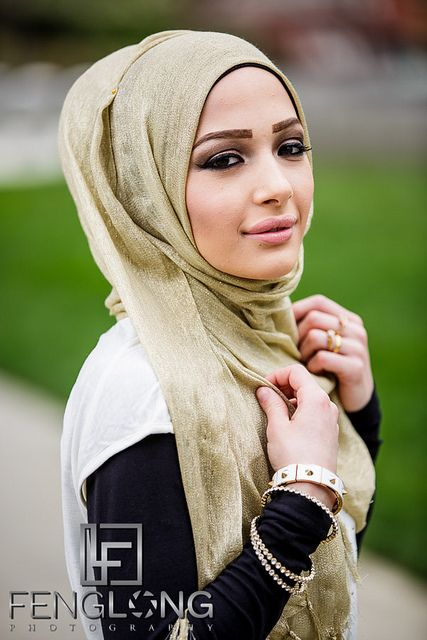 Hijab-ista.com Fashion Shoot | Midtown Atlanta by Zac | FengLongPhoto.com, via Flickr