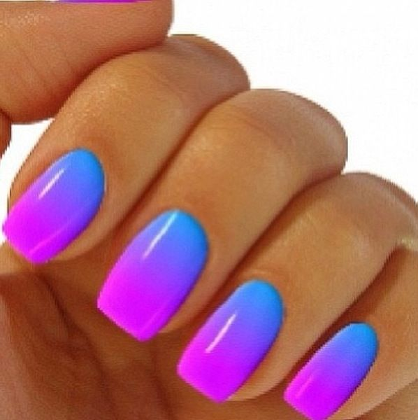 Cool nails, totally going to do this