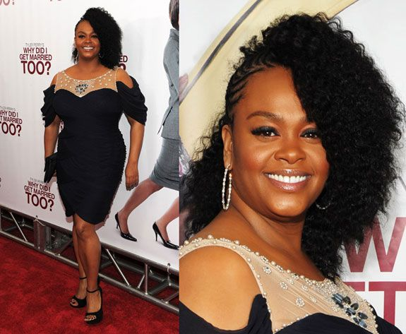 Jill Scott Hair Styles: 81 Best Curvacious Divas Can Work It Too! Images On