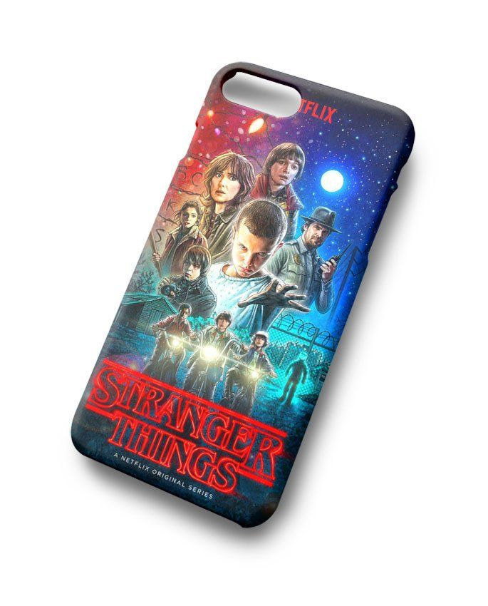 Stranger Things Poster For iPhone 7 7 Plus