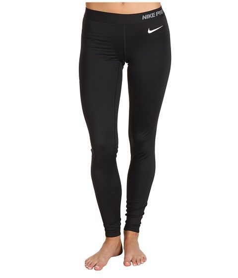 Nike compression pants -- for autumn outdoor running