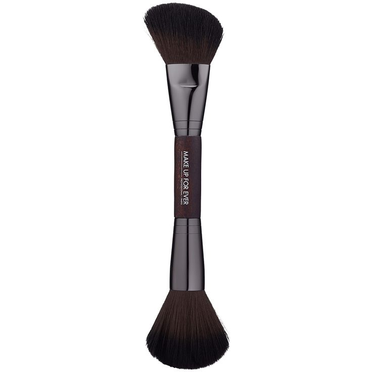 Capricorn product pick: MAKE UP FOR EVER Double Ended Sculpting Brush #Sephora #zodiacbeauty