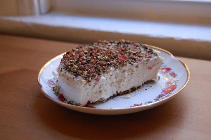 Сыр из кешью Au Poivre