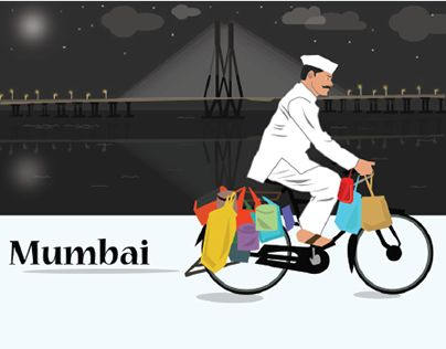 "Check out new work on my @Behance portfolio: ""Mumbai illustration"" http://be.net/gallery/49293405/Mumbai-illustration"