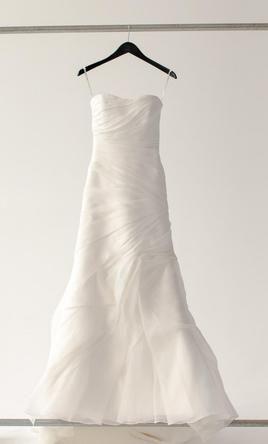 Rosa Clara Luna Novias 8: buy this dress for a fraction of the salon price on PreOwnedWeddingDresses.com  #wedding #mybigday