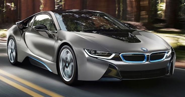 Is BMW Prepping The i8 For All-Electric Jump? #BMW #BMW_i