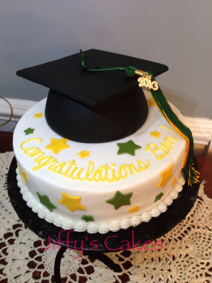 Best Graduation Cake Designs