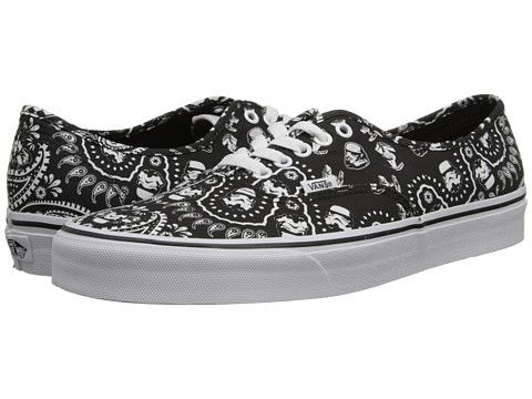 Star Wars #Stormtrooper #Vans Shoes - my heart just stopped.