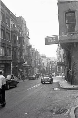 Tarlabaşı, 1970 #istanbul #istanlook