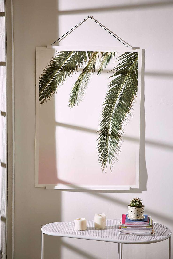Wilder California Hanging Palm Art Print Dining