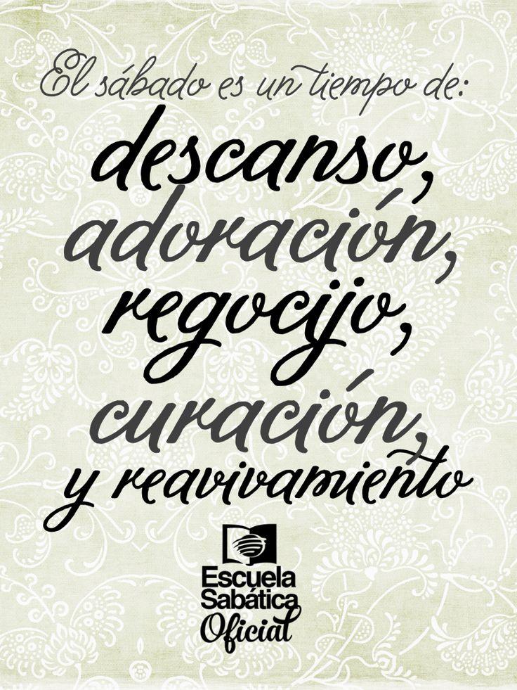 #lesadv #sabado #adoracion