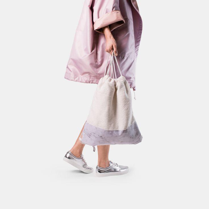TRAS SS'16 campaign www.tras.hu #trasdesign #ss16 #raincoat #gymbag