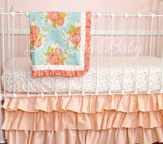 etsy baby crib bedding 3