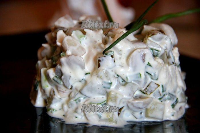 """Потрясающе вкусный салат """"Наслаждение"""" - Простые рецепты Овкусе.ру"""