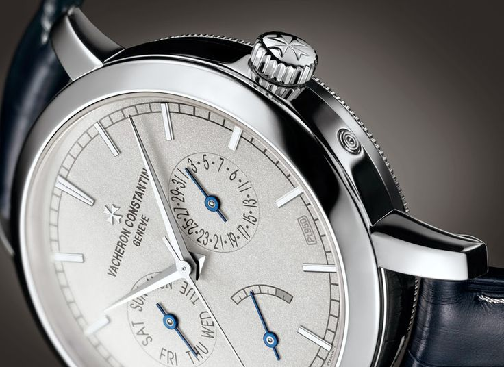 Vacheron Constantin – Traditionnelle Day-Date and Power Reserve | Luxurio.cz  #watches #luxury #luxusní #hodinky #luxurio