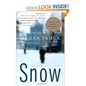 A profound and melancholy book about Ka, a poet from Istanbul who returns to Turkey after a decade of exile in Germany, Snow – like many of Pamuk's novels – treads the tightrope between East and West in his native country with often disastrous, deadly consequences.