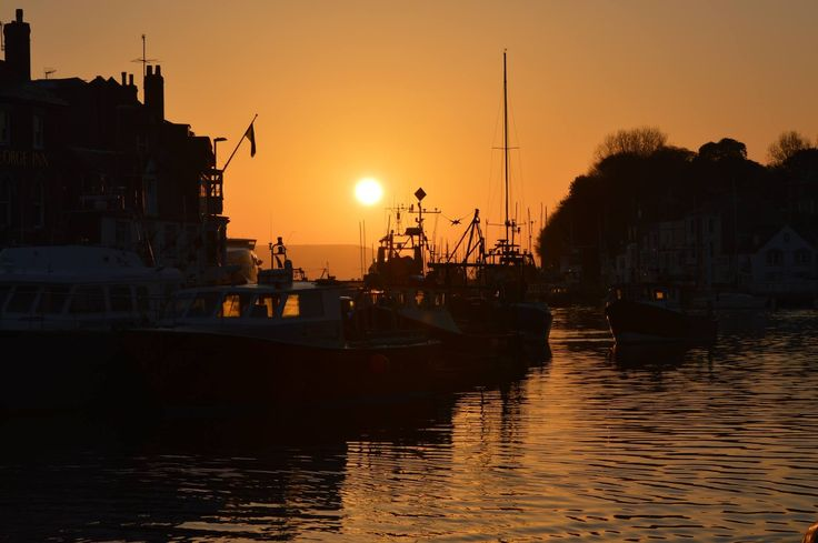 Weymouth early Morning.