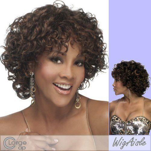 Oprah 1 V Vivica A Fox Synthetic Full Wig In P1b 27