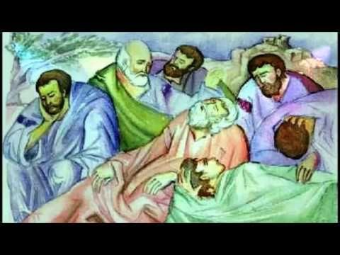 Περί ύπνου και Προσευχής - Λόγος 18ος - Κλίμαξ Αγίου Ιωάννου του Σιναΐτου