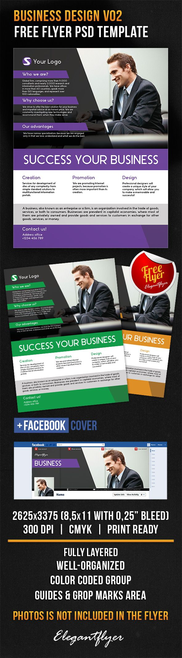 create free flyers online to print