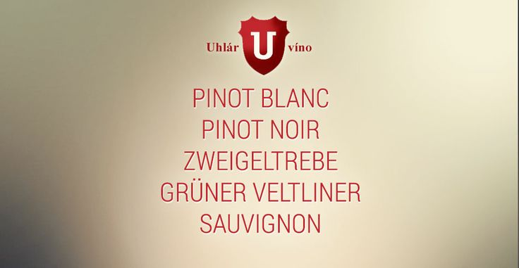 We are continuing in our week discount and this week is manufacturer Uhlár's turn.  http://www.slovakiawine.eu/en/30_uhl%C3%A1r