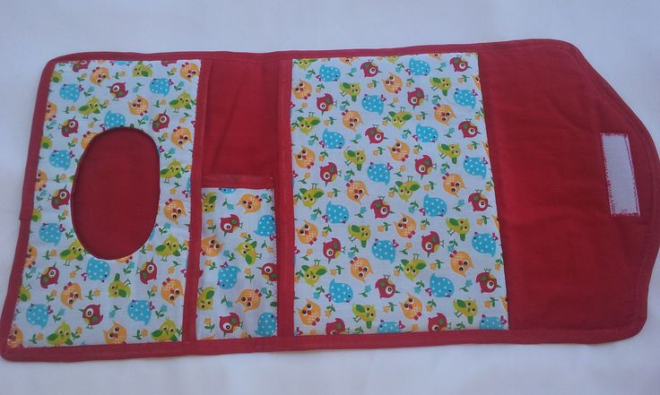 Porta fraldas + lenço umedecido + pomadinha elo7.com.br/ateliecamaleoa