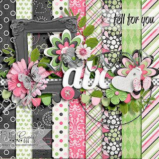 free digi scrapbook kit