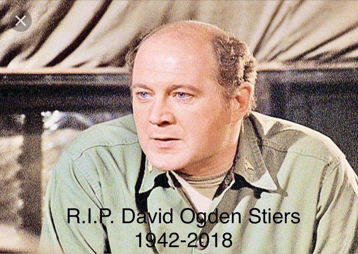 RIP David Ogdon Stiers