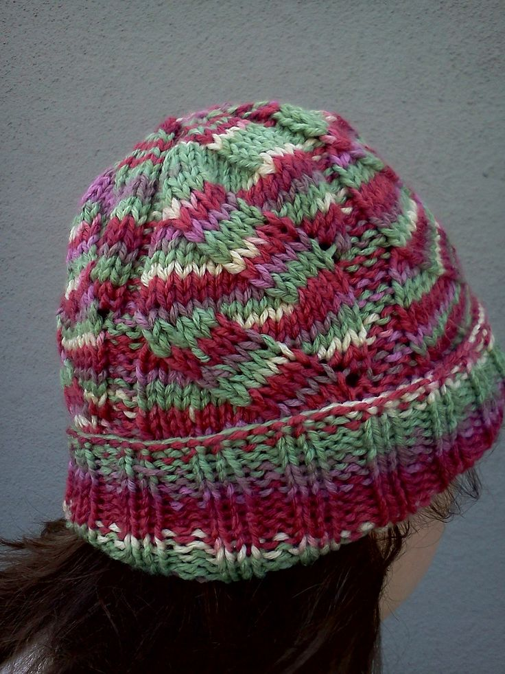 Ravelry: The Able Cable Hat by Kari Steinetz