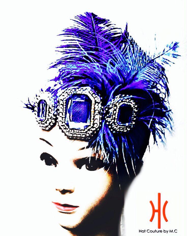 Custom made Gatsby / Flapper Headpiece