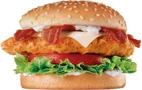 Hardees Restaurant Copycat Recipes: Bacon Swiss Chicken Sandwich