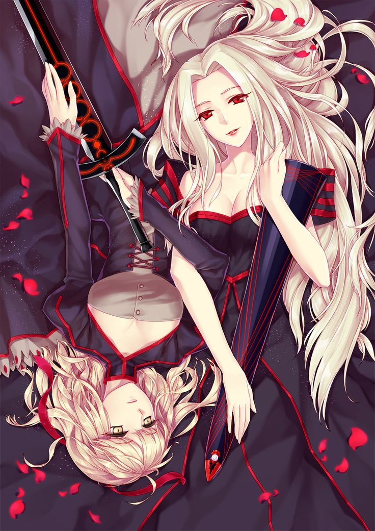 Jeanne & Arturia (Búsqueda varios) 6c15db6b19b5d2ca94e575d5c2f99307--anime-siblings-anime-girls