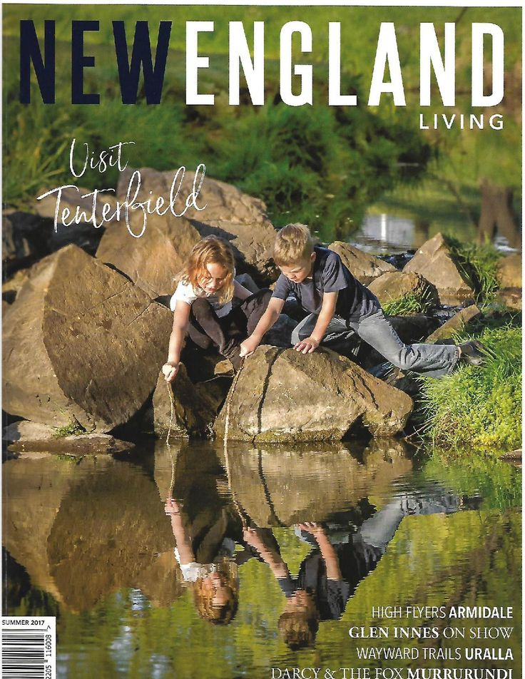 The New England Living Magazine has just been published for summer. I was delighted to be a contributor for this and it was an added bonus to see these two little river rats on the cover.  I love this photo by Peter Reid.