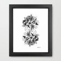 Framed Art Prints by Abigail*ryan | Society6