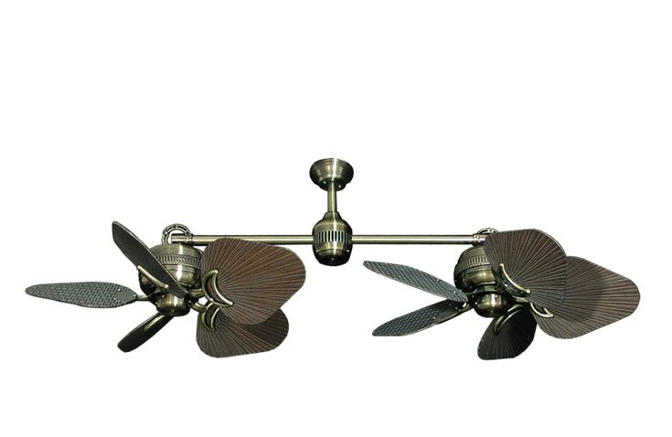 32 best outdoor ceiling fans images on pinterest blankets double headed ceiling fan double head ceiling fans aloadofball Image collections