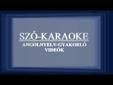 ANGOLNYELV-GYAKORLÓ 02. – IGEIDŐK 6/2.