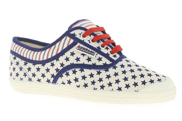 Zapatillas kawasaki Fantasy Step #kawasaki #zapatillas #temporada #moda