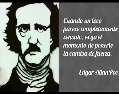 10 frases de Allan Poe sobre la locura, el amor y las mujeres