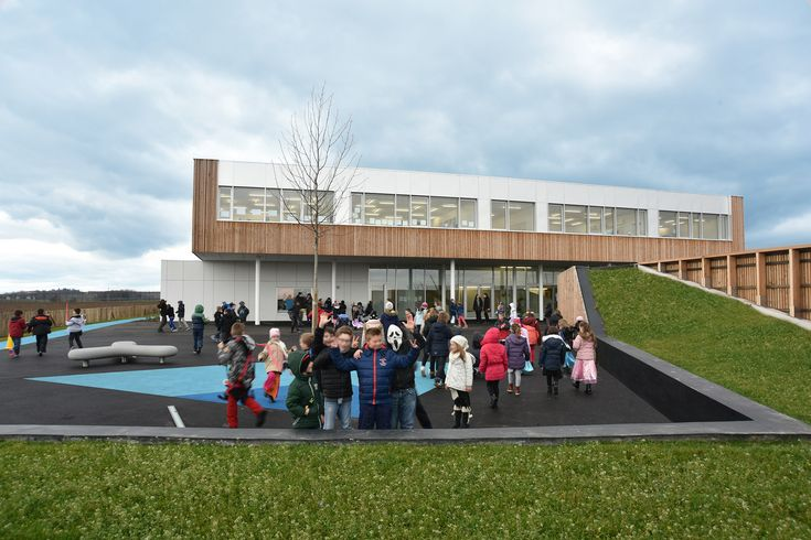 Gallery of School Group in France / rouby hemmerlé architectes - 13