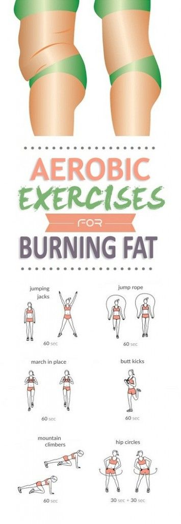 Aerobic Exercises To Reduce Belly Fat
