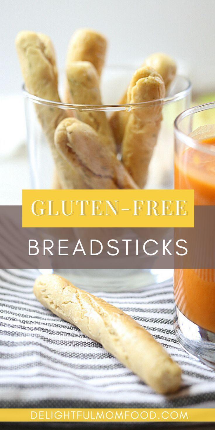 Gluten Free Breadsticks Recipe In 2020 Gluten Free Breadsticks Recipes Gluten Free Recipes Bread