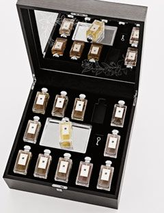 Oh my gosh this would be the bomb!!!!!!!!!!!!!!!!!jo malone cologne trousseau